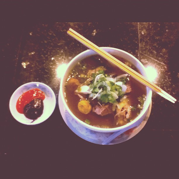 Pho (Taken with Instagram)