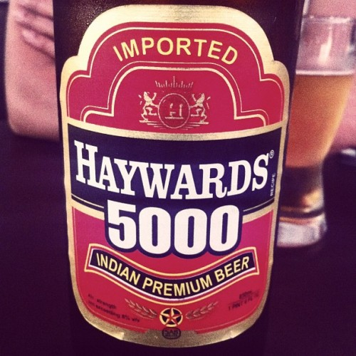 Hayward's 5000 (Taken with Instagram)