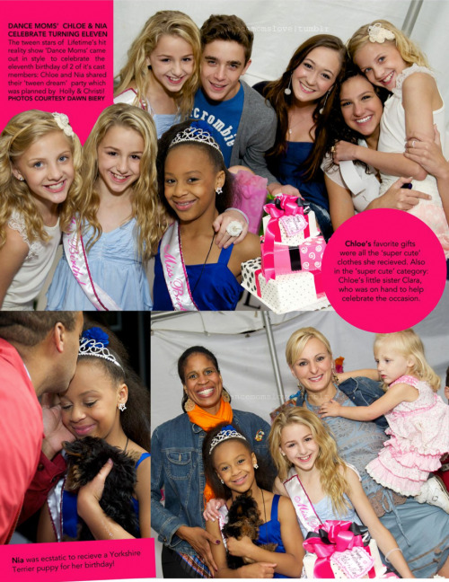 Dream Magazine photos from Chloe & Nia's Birthday. Open in new tab for fullsize.