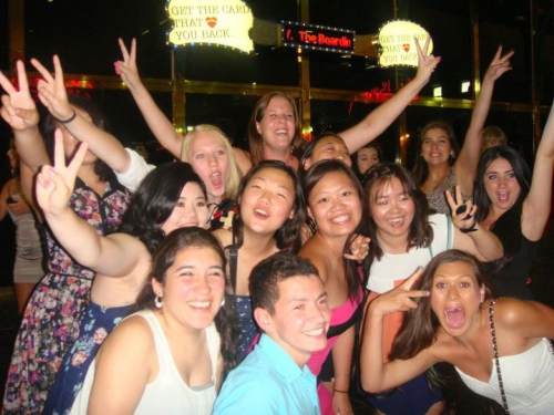 My Asians!!!!! We are in Vegas babieeee