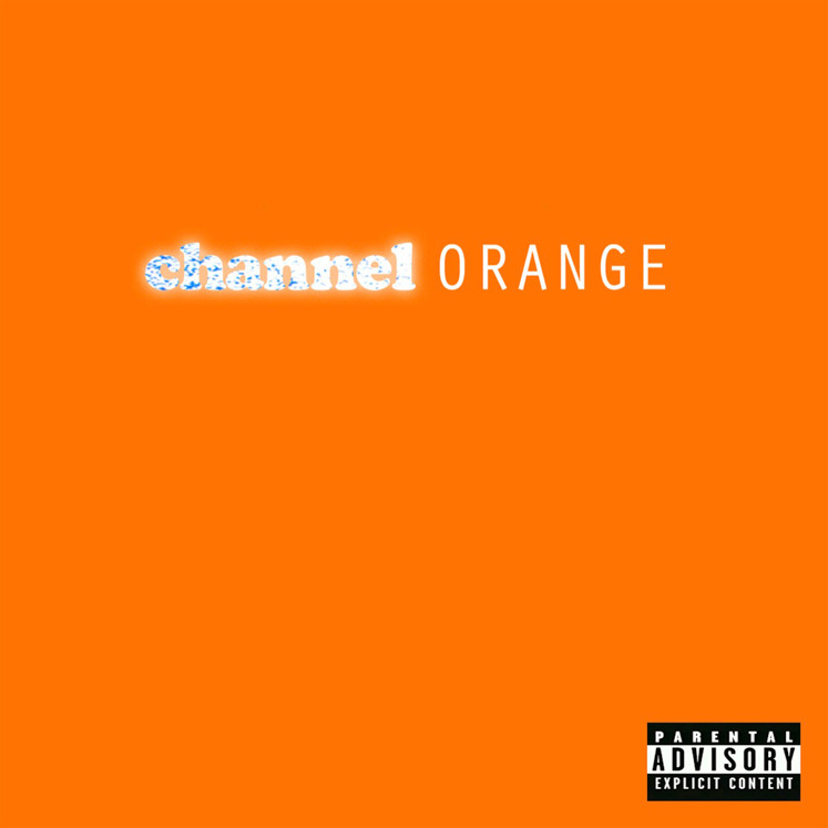 "Frank Ocean's ""Channel Orange"" OUT NOW."