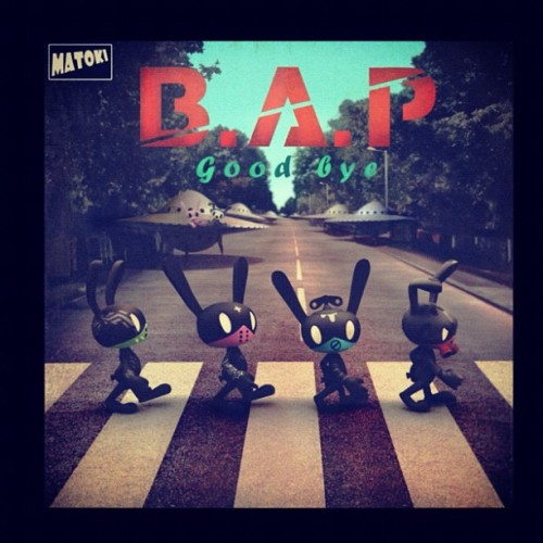 #matoki #album #bap #mini #goodbye #bangyongguk #himchan #zelo #jongup #youngjae #daehyun  (Taken with Instagram)