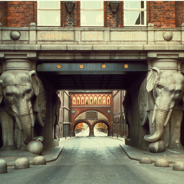 Old Carlsberg Brewery in Copenhagen