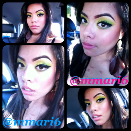 Follow her on Instagram @mmari6 MakeUp by Marisa Medrano and on Facebook: www.facebook.com/mmari6