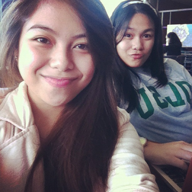 @ sb with princess Bea! 😘 (Taken with Instagram)