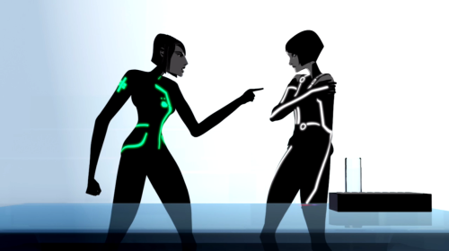 -| TRON Uprising - S01E06 - Isolated |-