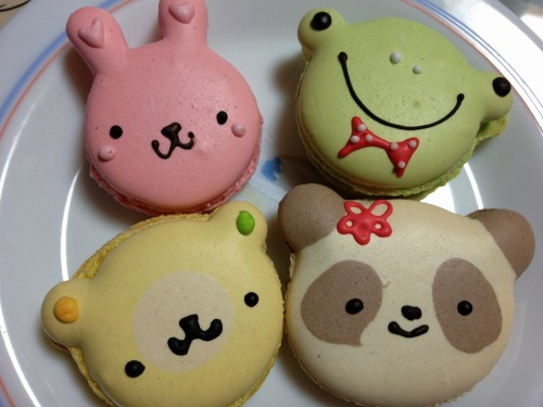 Gimme some extreme cookie cuteness!! ^^ omnomnomjapanesefood:  6600th post :)