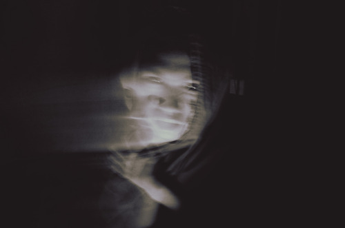 mvvphotography:  Weird and Scary Self-Portrait  :)