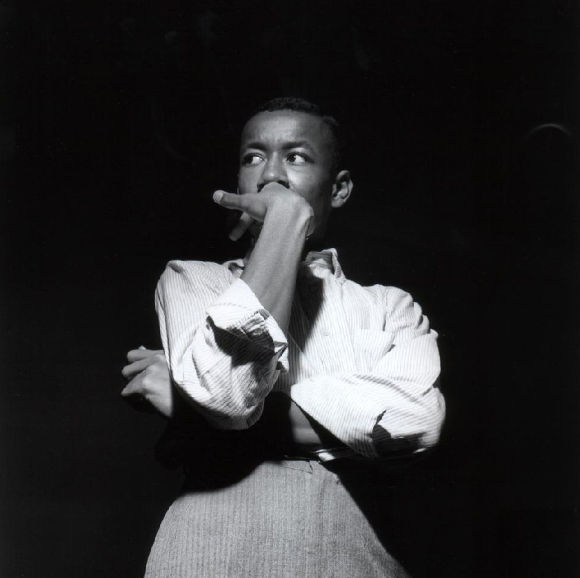 Born on this day: Lee Morgan Photo by Francis Wolff