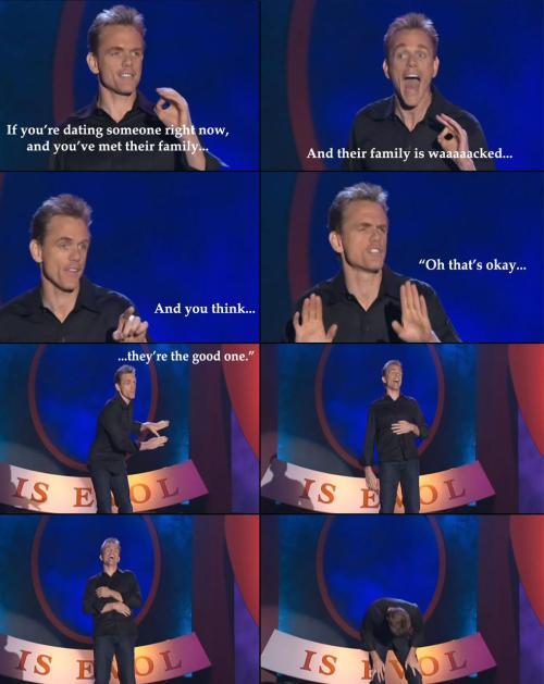 I wish I listened to Christopher Titus more before it was too late. - Imgur(VIA: tumbl.re - Fight boredom!, Source: imgur)