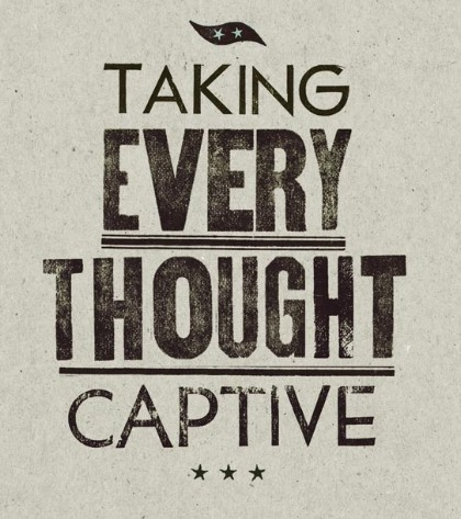 """…take captive every thought to make it obedient to Christ"" (2 Corinthians 10:5, NIV)  Everyone has days when they feel like life is out of control. Oftentimes, this happens when we allow our circumstances to dictate our thoughts and attitudes. You might say, ""Well, Joel, the economy is wreaking havoc on my business,"" or ""This relationship is just too far gone."" But I say, today is the day to take your life back!  You take your life back by choosing to take your thoughts back. Even though we live in this natural realm, as believers, we are not limited by this natural realm. We can tap into God's power by making every thought line up with the Word of God. We don't have to let circumstances control us. Instead, meditate on His Word and let His truth set you free!  Today, as you take captive every thought and boldly declare His promises over your life, you are setting yourself up for victory. You are positioning yourself to partake of His blessing. You are taking your life back and positioning yourself to embrace the abundant life He has prepared for you!"