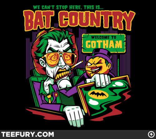 (via The Limited Edition Cheap T-Shirt, Gone in 24hours! | TeeFury)