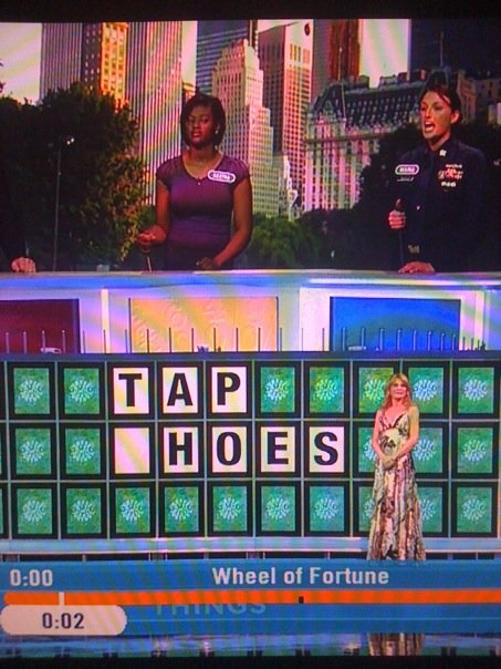 the-absolute-funniest-posts:  Wheel of Fortune Has a Message For You