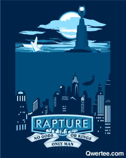 "qwertee:  Just 12 hours remain to get our Last Chance Tee ""Somewhere Beyond the Sea"" on www.Qwertee.com/last-chance Get this great design now for £10/€12/$14 before it's GONE FOREVER! Be sure to ""Like"" this for 1 chance at a FREE TEE this weekend, ""Reblog"" it for 2 chances and ""Follow"" us for a 3rd chance (if you're not following us already:) Thanks as always!"""