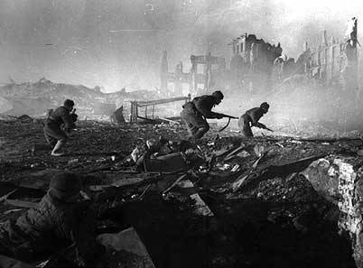 The battle of stalingrad, 8th guard army, Russias most potential batallion