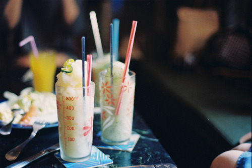 pipsss:  透心涼 by miffy 米啡 on Flickr.
