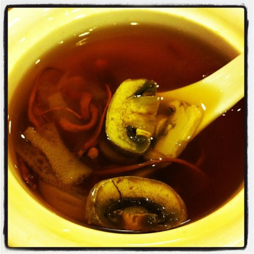 Yummy soup (Taken with Instagram at 功德林上海素食)