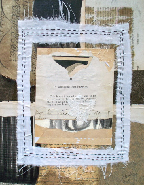 suggestions for reading mixed media on cradled board  8 x 10  caterina giglio