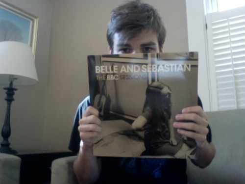 Drinking coffee and listening to my copy of Belle and Sebastian's BBC Sessions, which I received in the mail yesterday from my wonderful cousin and his wife. I'm also finally categorizing my 2012 vinyl & CD purchases on my Rateyourmusic account, which I never got the chance to start due to the trauma I went through at the beginning of the year. It won't be finished for a while though… I have a lot of records to get through. I should really start updating that site more in general.