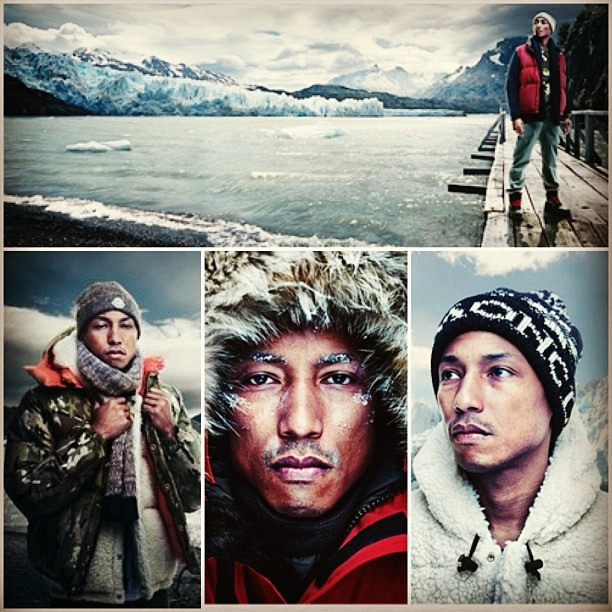 #PharrellWilliams Covers #Highsnobiety Magazine Issue 5 (Taken with Instagram)