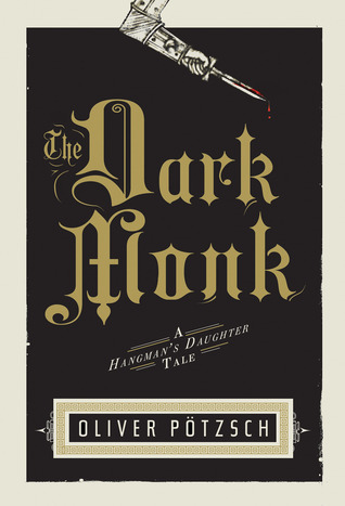 "Finished ""The Dark Monk: A Hangman's Daughter Tale"" by Oliver Potzsch last night. I didn't enjoy this as much as the first book ""The Hangman's Daughter"" but it was still entertaining. I found this to be kind of a Dan Brown ""lite"" since the plot revolved around tracking down the Templar Knights treasure. I normally don't read much historical fiction, but I find the setting of the 1600s Bavarian Forest leaves me feeling this desire to travel there. I'm not sure if knowing that Potzsch is the descendant of so many hangmen that keeps me wanting to keep reading his books. But I do like that he based his characters off of his actual ancestors.  I give this one a B. It wasn't the best, and probably won't be winning any awards here in the States (it's a German translation) but I really enjoy the Kuisl family escapades.  26/50 Up next: ""Harry Potter and the Goblet of Fire"""