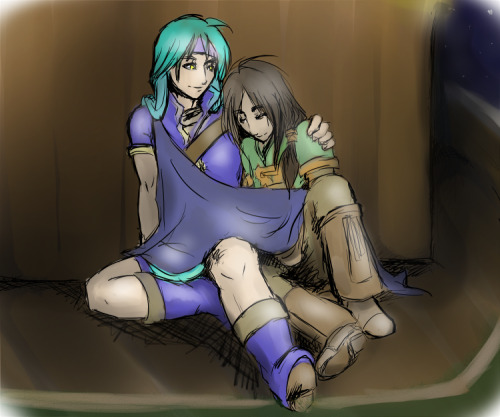 30 day otp challenge day 2: cuddling somewhere  I give up. backgrounds are not for me. where are the bedrooms on the ship they need bedrooms otherwise they'd have to hide somewhere else for privacy.
