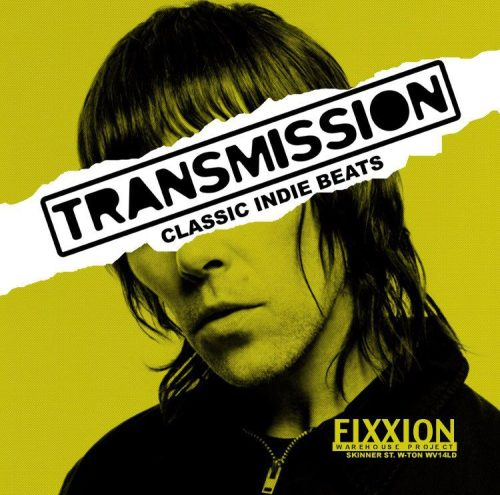 TRANSMISSION INDIE WAREHOUSE: CLASSIC INDIE BEATS EVERY FRIDAY AT THE FIXXION WAREHOUSE PROJECT, WOLVERHAMPTON. Indie, Britpop, Alternate, Retro, Cool Britannia, classic British guitar bands… anything that's made a dancefloor shake since The Beatles took a day trip, The Who's generation, The Pistols' anarchy, The Smiths' charm and the Cure's crying boys in black eyeliner. The Stone Roses struck gold, Primal Scream got their rocks off, Oasis realised all they needed was cigarettes and alcohol, Blur went hand in hand through the park, The Strokes asked us 'Is This It?', The Libertines found time for heroes and The Arctic Monkeys danced like a robot from 1984.