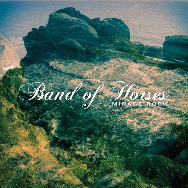 under-radar-mag:  After releasing a teaser trailer last month, Band of Horses have officially announced the release of their newest album Mirage Rock.