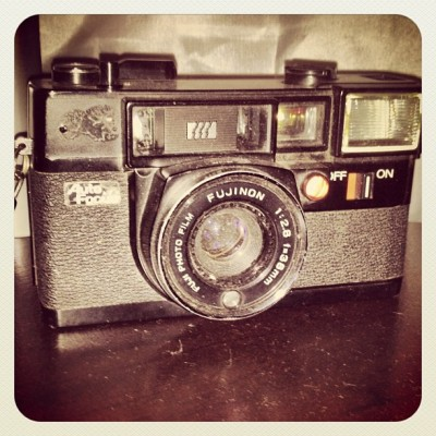 #vintage #camera  (Taken with Instagram)