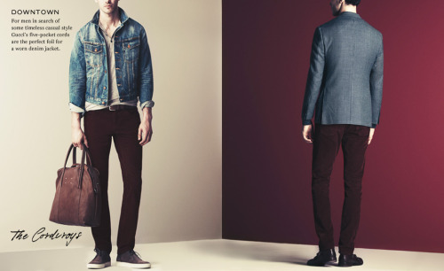 anchordivision:  Double Take | Style Staples | The Journal | MR PORTER