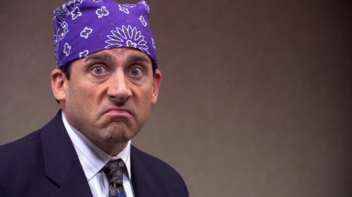 The worst thing about prison was the… was the dementors. They were flying all over the place and they were scary and then they'd come down and they'd suck the soul out of your body. And it hurt!