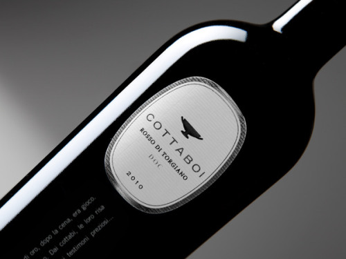 inspirationfeed:  (via 40 Creative Wine Label Designs)