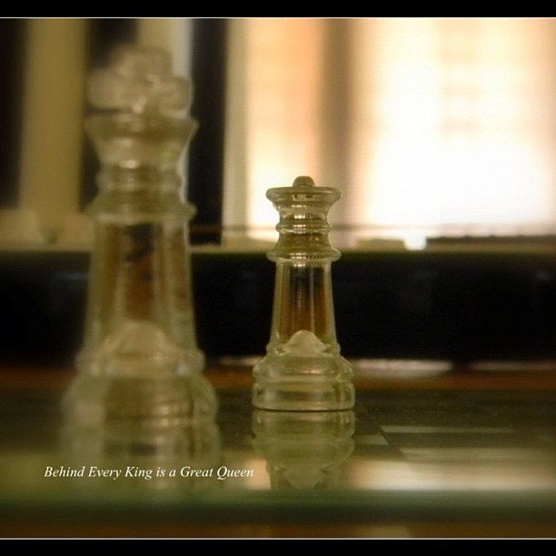 #nikon #chess #king #queen #cool  (Taken with Instagram)