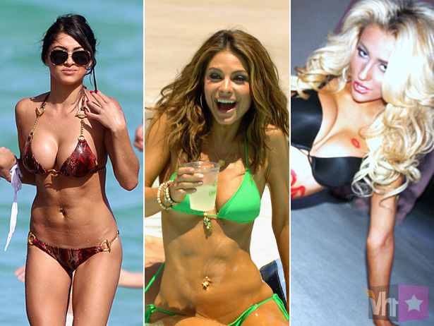 VH1 Celebrity Bikini Awards: Courtney Stodden, Maria Menounos And All The Other Ladies Who Defy Categorization