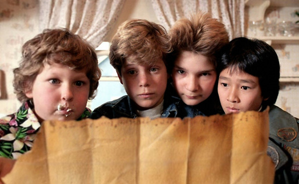 No summer is complete without watching The Goonies.