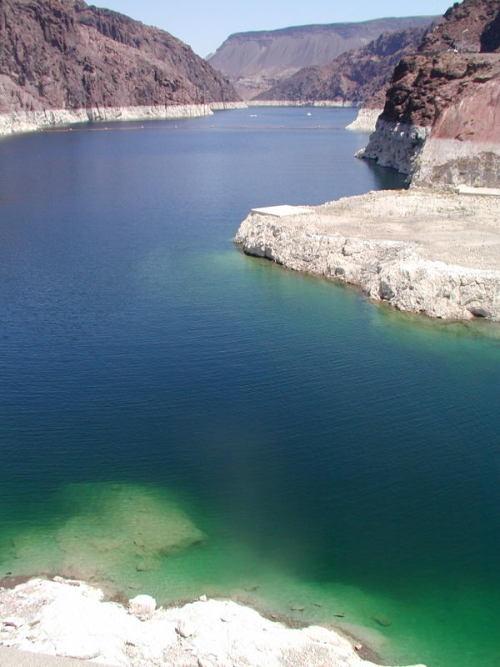 Lake Mead Waterline by Jeff Smallwood