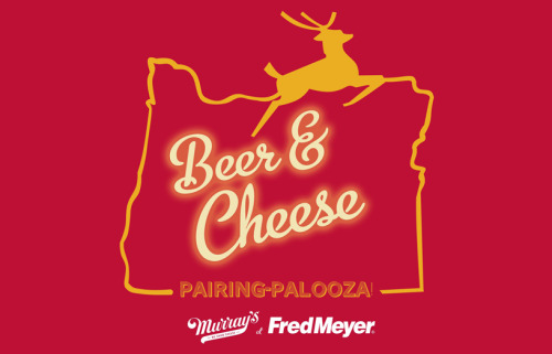 Hey, PORTLAND. Yes! The one in Oregon! If you like beers and cheeses, come party with us this Saturday at our Beer and Cheese Pairing-Palooza to celebrate the new Murray's Cheese at the Hawthorne Fred Meyer - our 2nd store in Portland! We'll be at Green Dragon Bistro & Pub with Rogue Creamery and ROGUE Brewery Saturday, July 14th from 5-7pm. Meet the cheesemaker from Rogue Creamery, the brewer from ROGUE Brewery, and the experts from Murray's Cheese. It will be like a boozy Mr. Rogers segment. Green Dragon Bistro & Pub, 928 SE 9th Ave $10 at the door for 5 Oregon local pairings