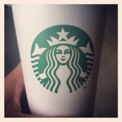 Just what I need #starbucks #tea #cuppa  (Taken with Instagram)