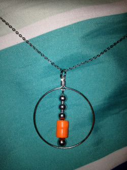 When you get one Of these awesome necklaces, $10 each!!! A portion of it goes to The Fringe!!!