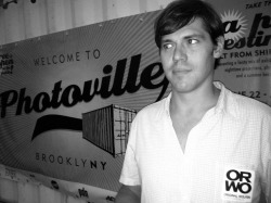 ORWO at Photoville event