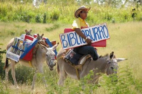 "BiblioBurro, Love it. Sent out to our iOS development team and one developer replied - ""there's an App for that"". ;-)"