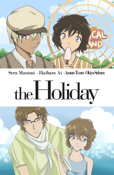 shineko:  the Holiday by ~windwillows  This is so awesome!