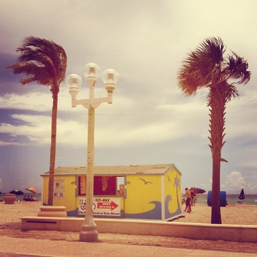 Location Scouting. #FtLauderdale #Beach (Taken with Instagram)