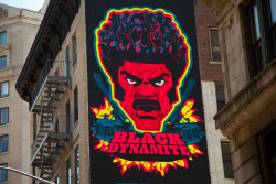 Black Dynamite for Adult Swim