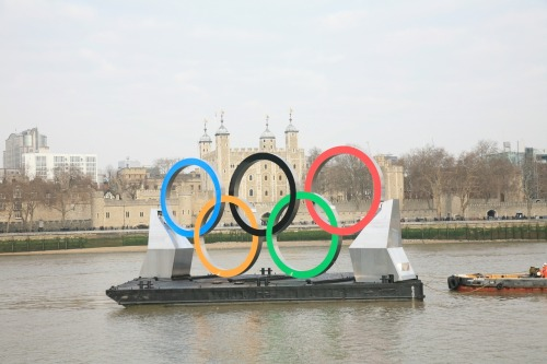 The Olympics are a reminder for public vigilance against terrorism.