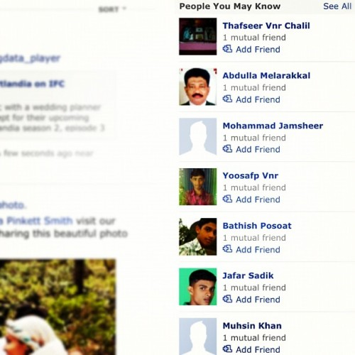 @ruby_toor #racistfacebook (Taken with Instagram)