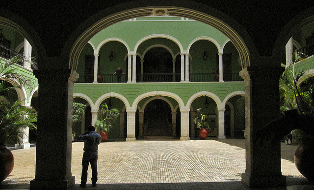 Mérida 04 by Arquepoetica on Flickr.