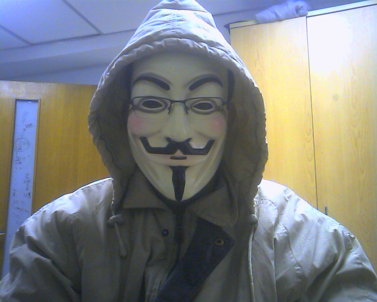 Remember Remember the Fifth of November …