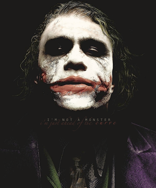 Batman Villain Character Posters - The Joker