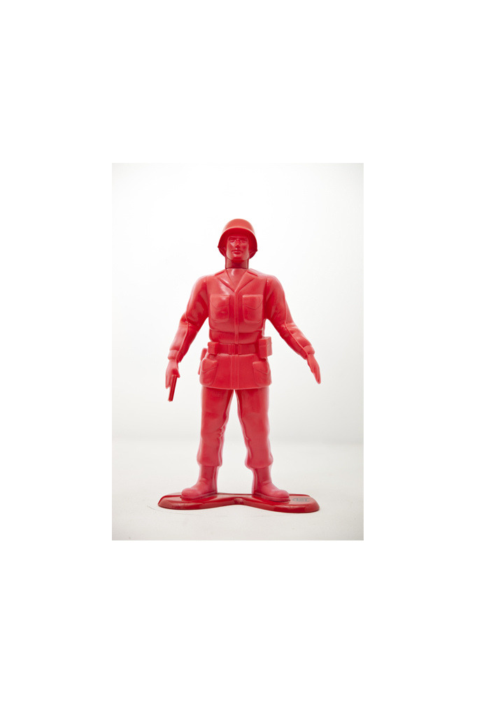 Toy Soldier, Los Angeles, Spring 2012.